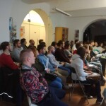 evento di presentazione programma lavoro in Austrialia