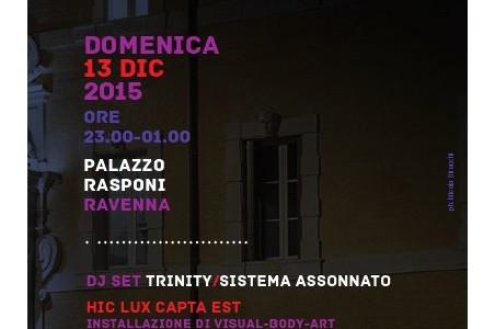 DJSET-Palazzo Rasponi