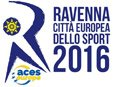 logo Ravenna città europea dello sport