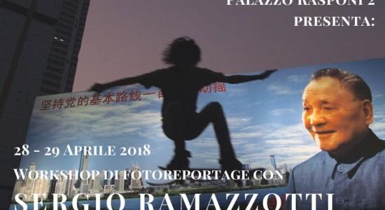Workshop Sergio Ramazzotti