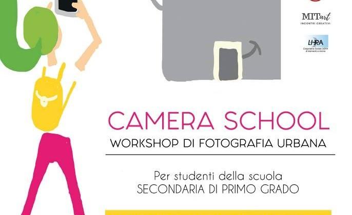 locandina camera school