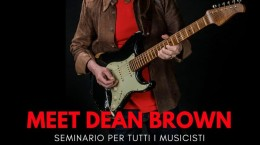 dean brown immagine