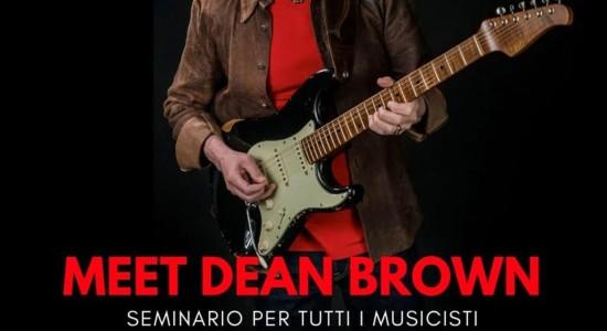 dean brown immagine