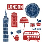 london-symbols-vector