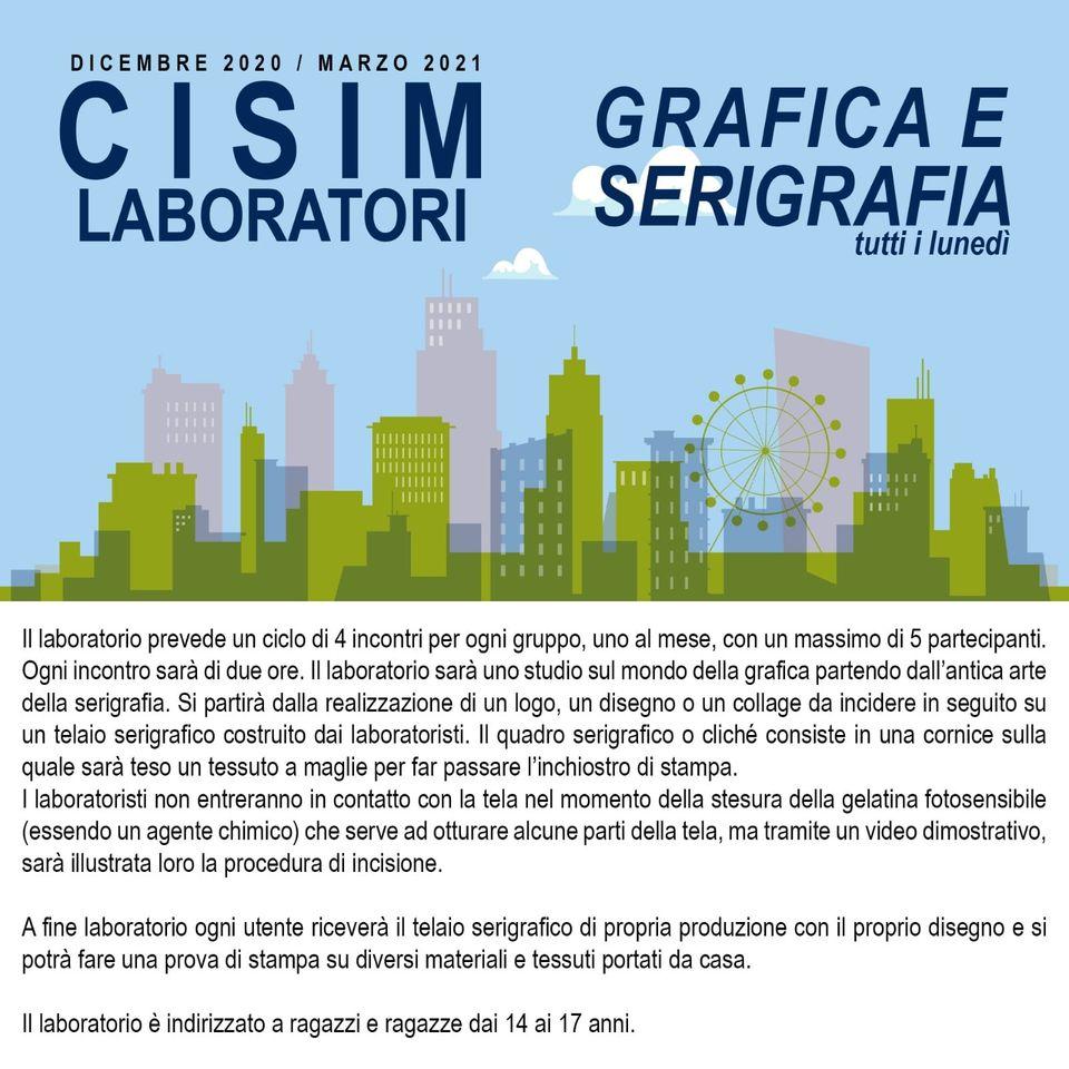 laboratorio grafica e serigrafia