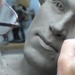 immagine di scultura artistica per promozione corsi labart