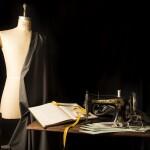 immagine di tessuti e macchina da cucire promozione corsi labart