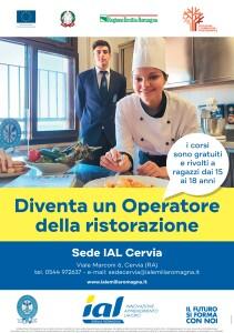 Operatore ristorazione