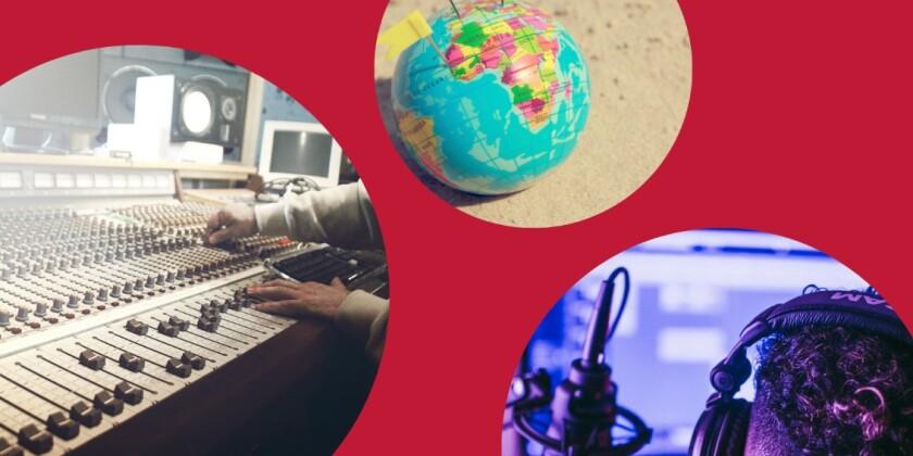 locandina promozione laboratorio web radio